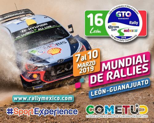 Rally Guanajuato Corona 2019 desde Cancún