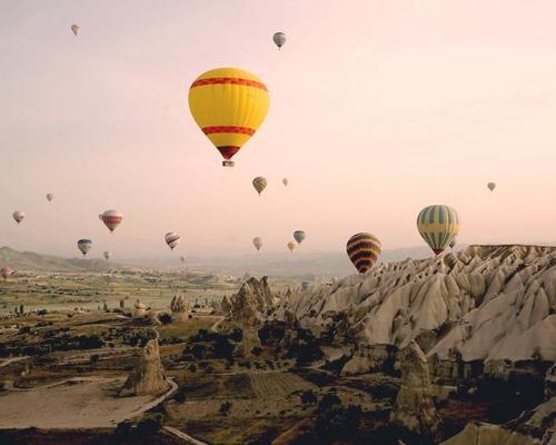 7 Days. Cappadocia 5* I Istanbul 5*
