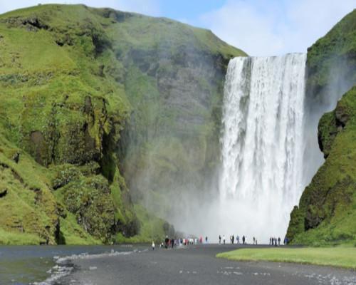 Islandia en Cabañas