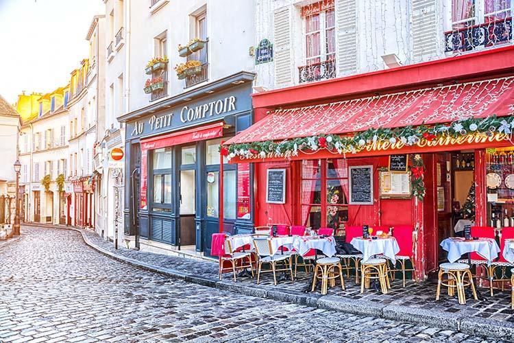 5 Days. Paris 4* - Option 1