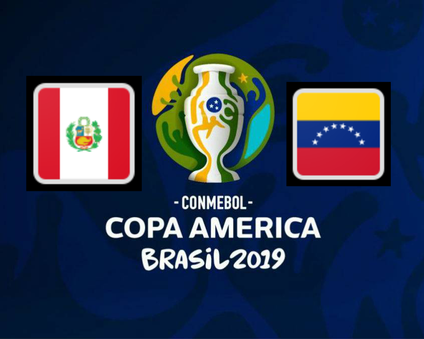 Paquete 01 | Peru - Venezuela | COPA AMERICA 2019