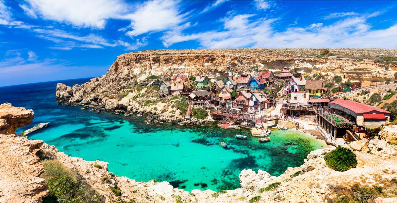 Nyaralás Máltán: utazás repülővel és szállás