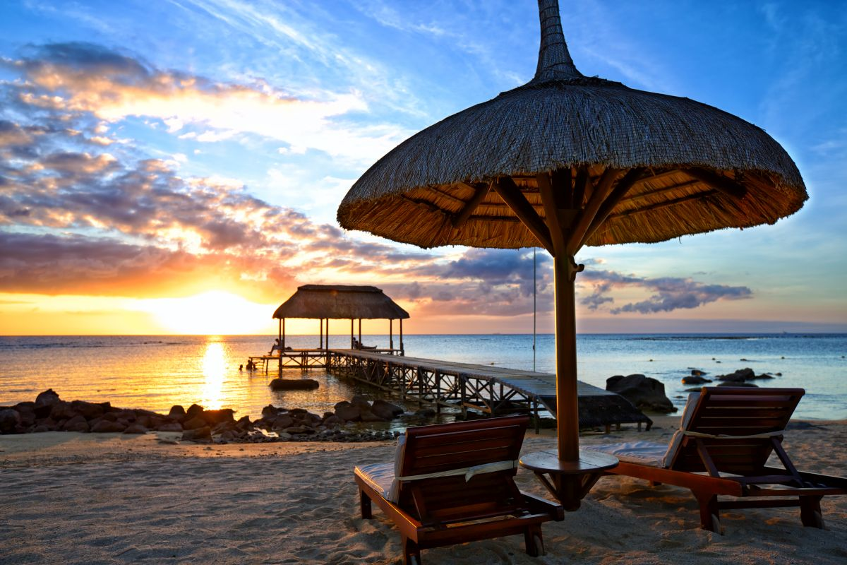 Egy hét Mauritius novemberben: utazás repülővel és szállás