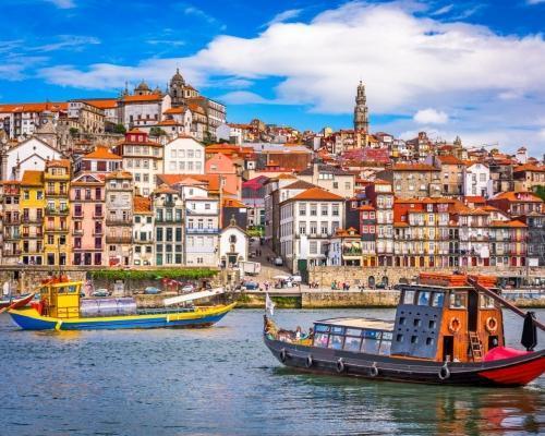 8 nap Portugália, Porto Budapestről