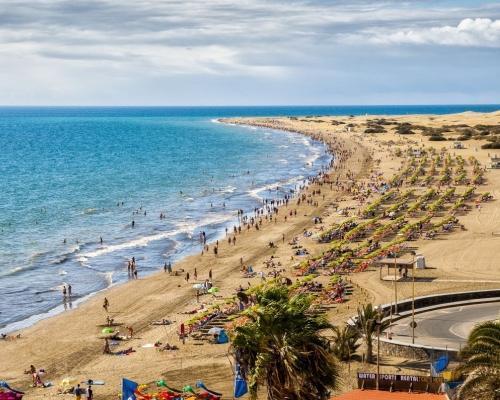 Egy hét Gran Canaria, KANÁRI-szigetek, szállással és repjeggyel