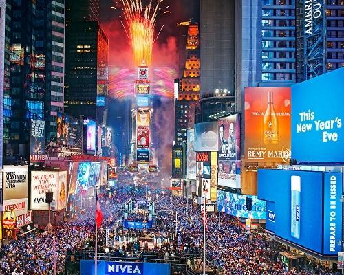New Year's in New York, City!