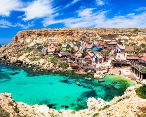 Málta Debrecenből, repjegy, szállás reggelivel