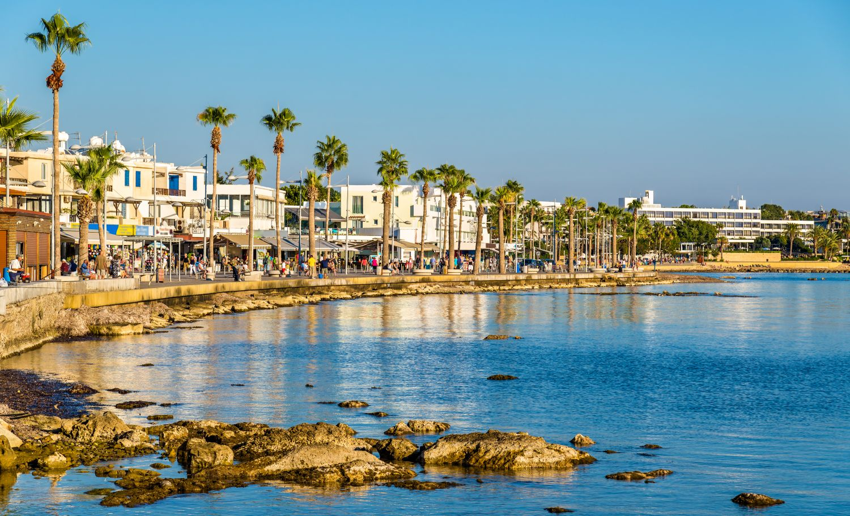 Ciprus, Páfosz januárban, 4 csillagos hotelben, repülőjeggyel