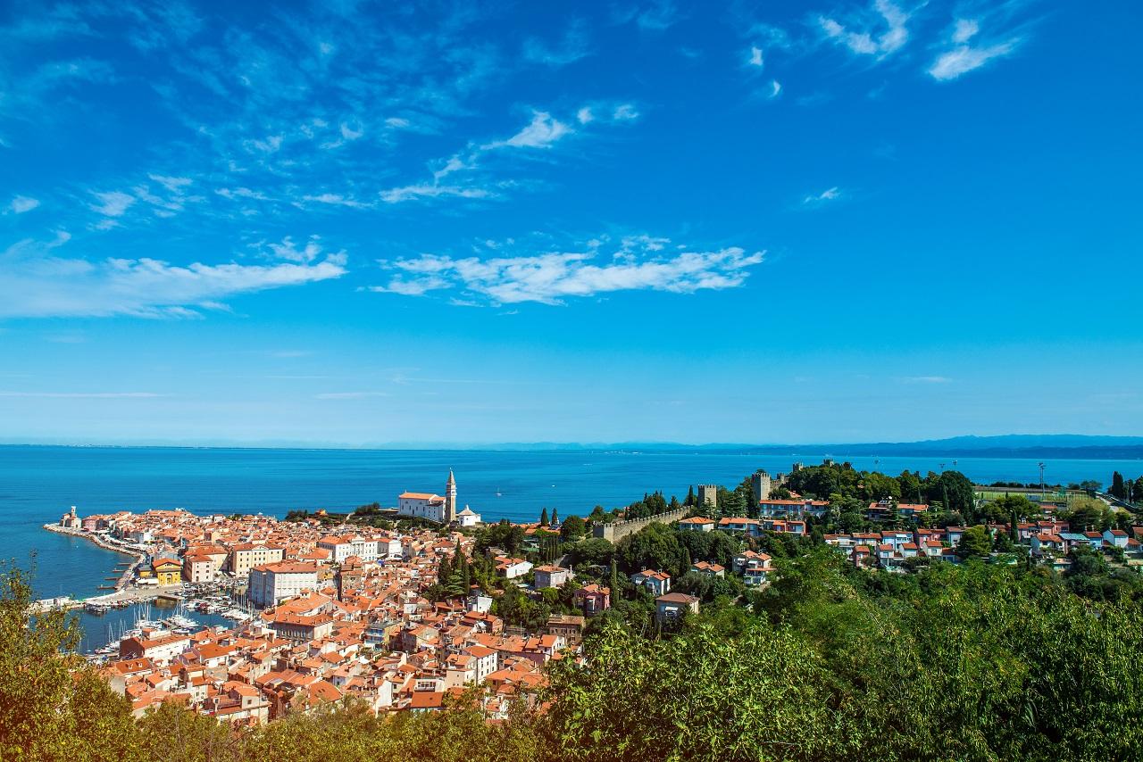 9-Day Slovenian Riviera, Ljubljana the capital and Dolenjske SPA resort