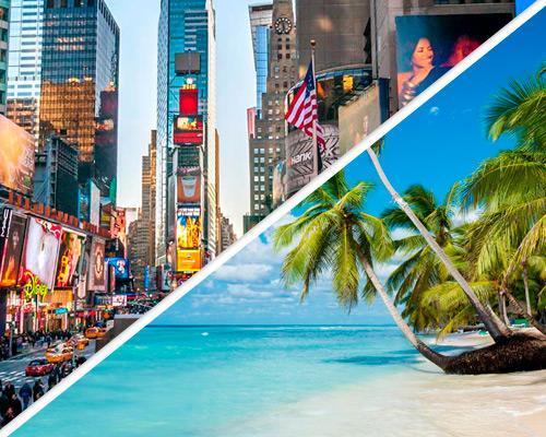 Viajar a Nueva York y Punta Cana