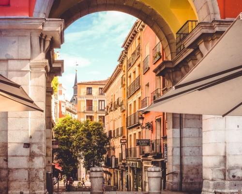 Madridi városlátogatás: 4 csillagos szállás + repülőjegy