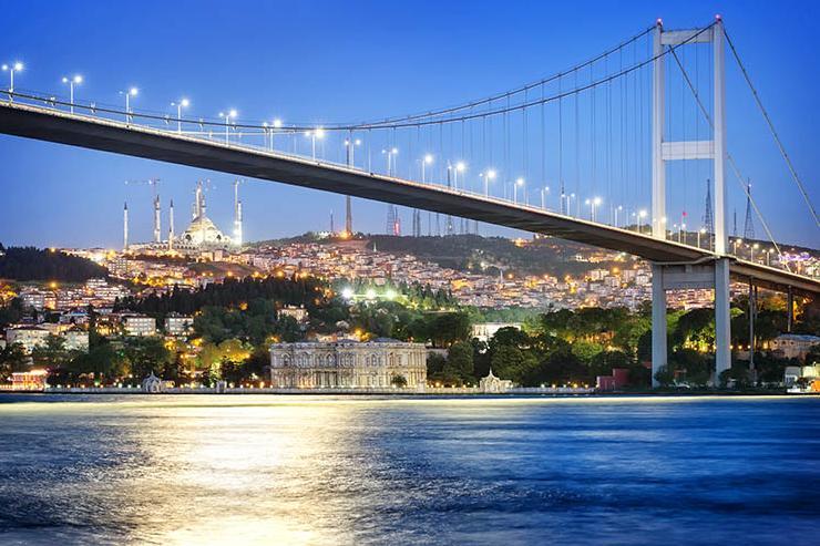 ٤ أيام. إسطنبول ٤*