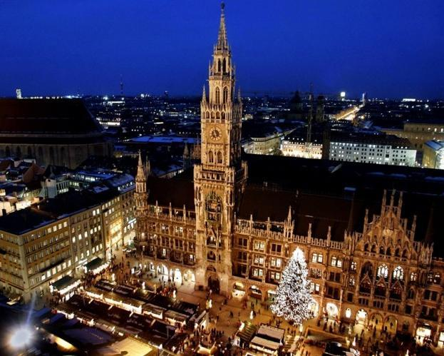 Mercadillos Navideños en Munich