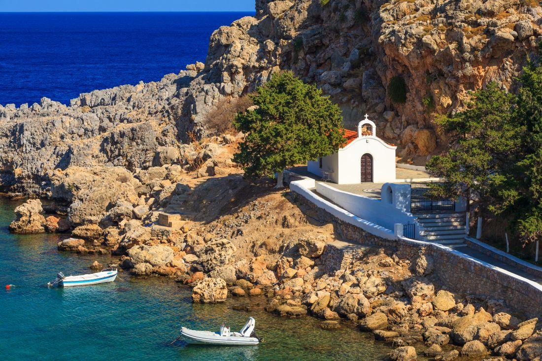 Rodoszi nyaralás: utazás repülővel és szállás