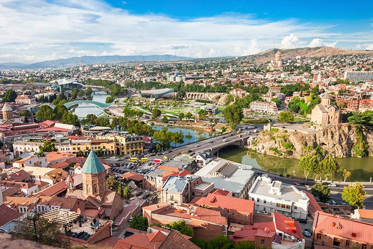 8 Days. Batumi 5* I Tbilisi 5*