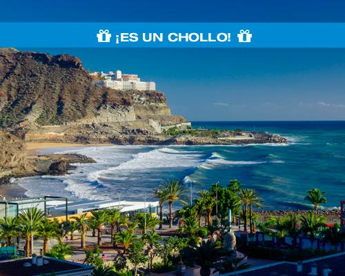 Oferta Viaje a Tenerife + Gran Canaria