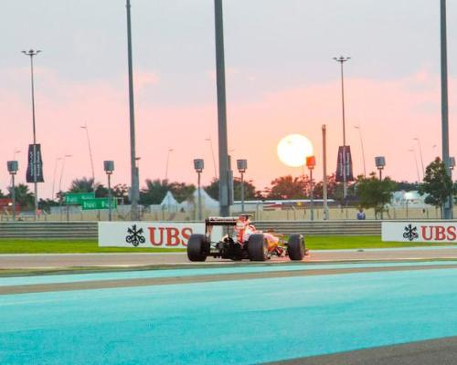 5 Days. Abu Dhabi 4*... FORMULA 1 GRAND PRIX (23-25 Nov)