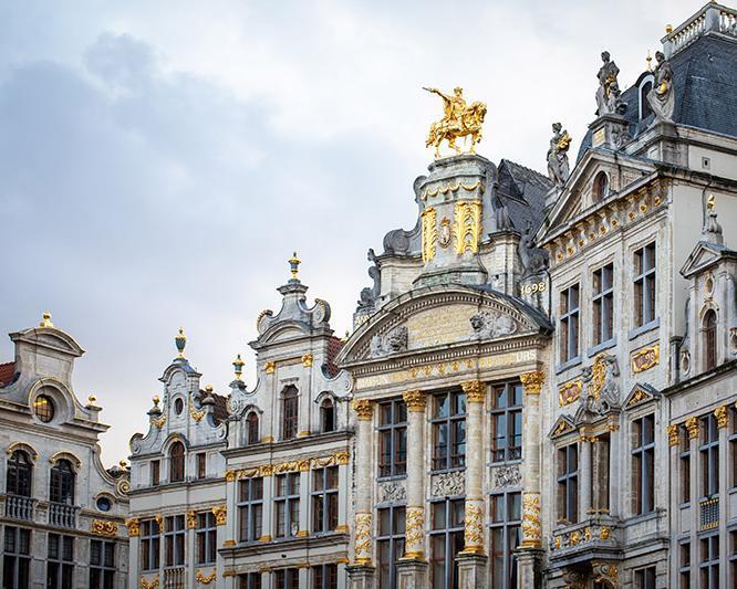 6 Days. Brussels 4* I Vienna 5*