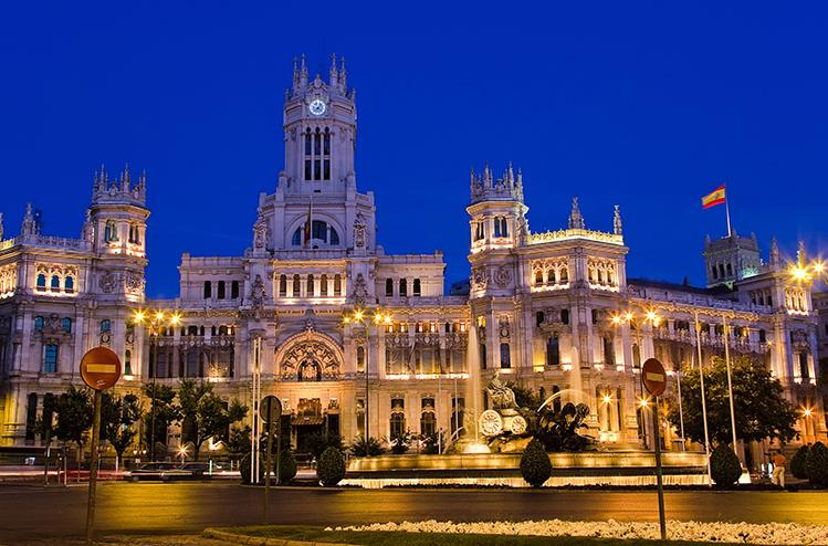 5 Days. Madrid 4*