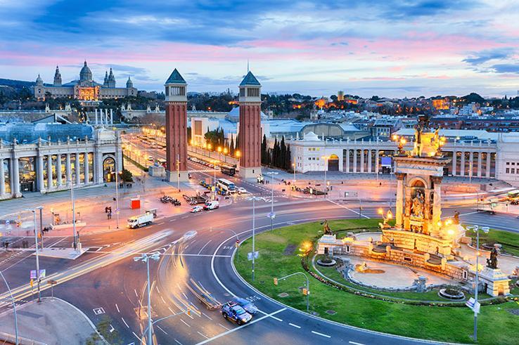 5 Days. Barcelona 3*
