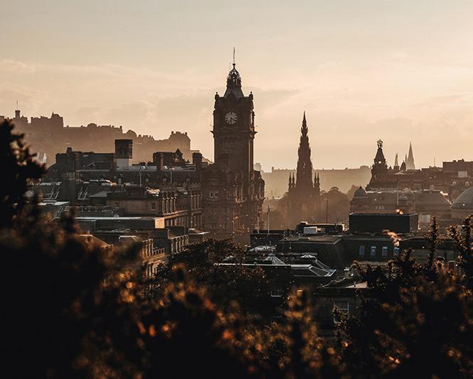 6 Days. Edinburgh 4*