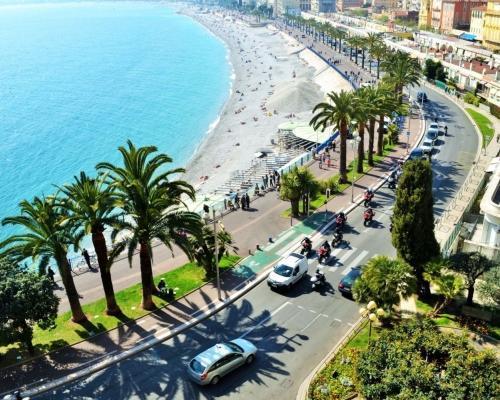 6 nap Nizza, Francia Riviéra, szállással és repülővel
