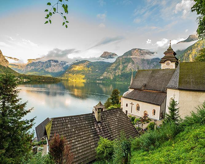 5 Days. Hallstatt 4*