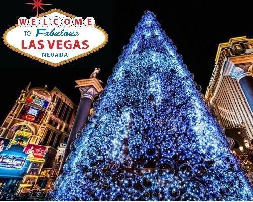 Christmas in Las Vegas!