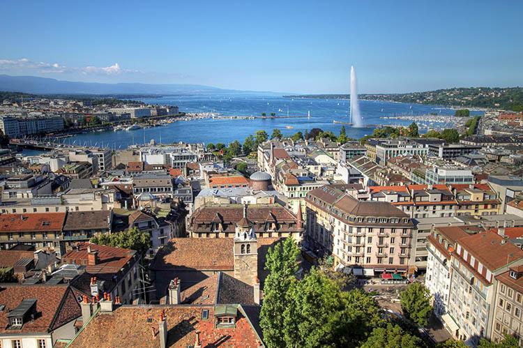 5 Days. Geneva 4*