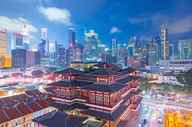 6 Days. Singapore 5*