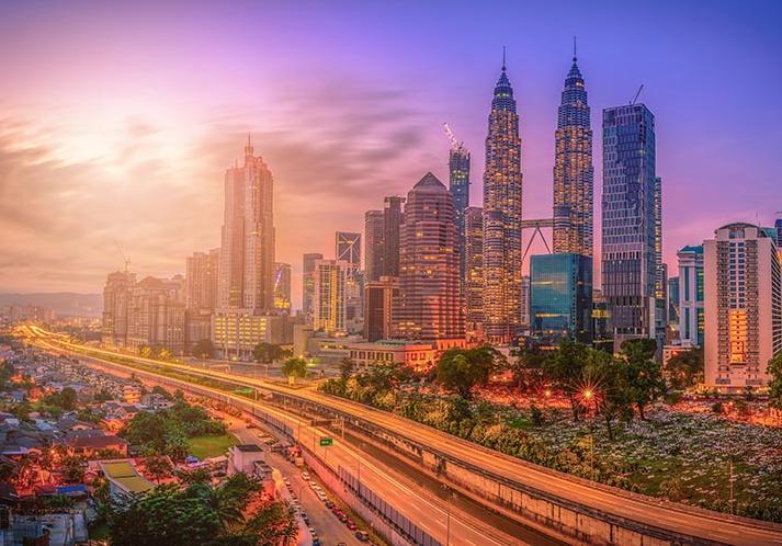 6 Days. Kuala Lumpur 5*