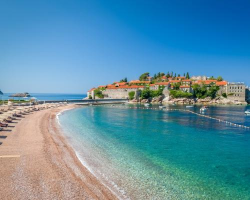 Budva, Montenegró hosszú hétvége szállással és repjeggyel