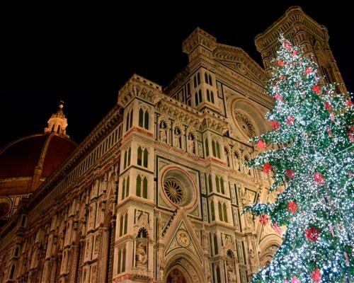 Florencia, escapada en Navidad