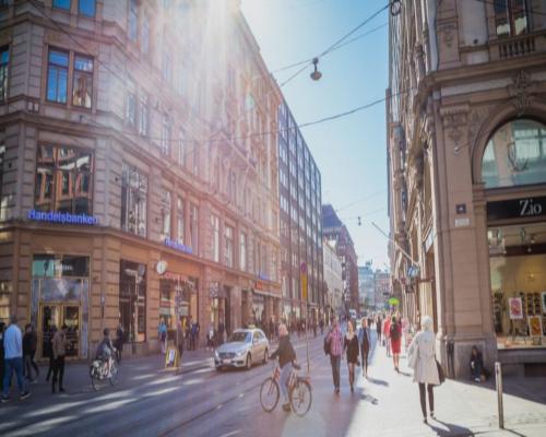 Copenhague, Estocolmo y Helsinki