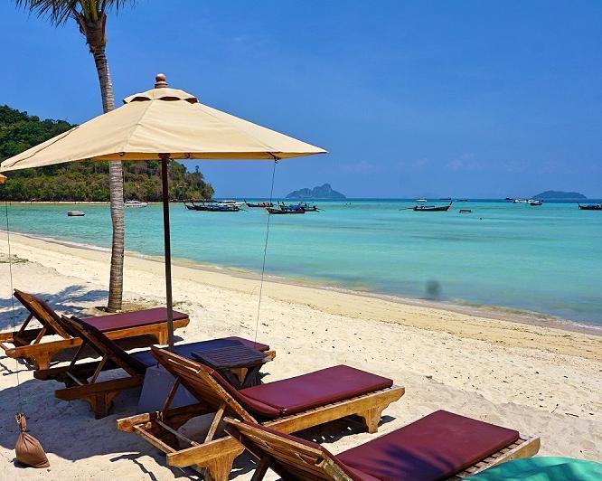 "Bangkok, Flußkreuzfahrt ""River Kwai"", Baden auf Phi Phi Island"
