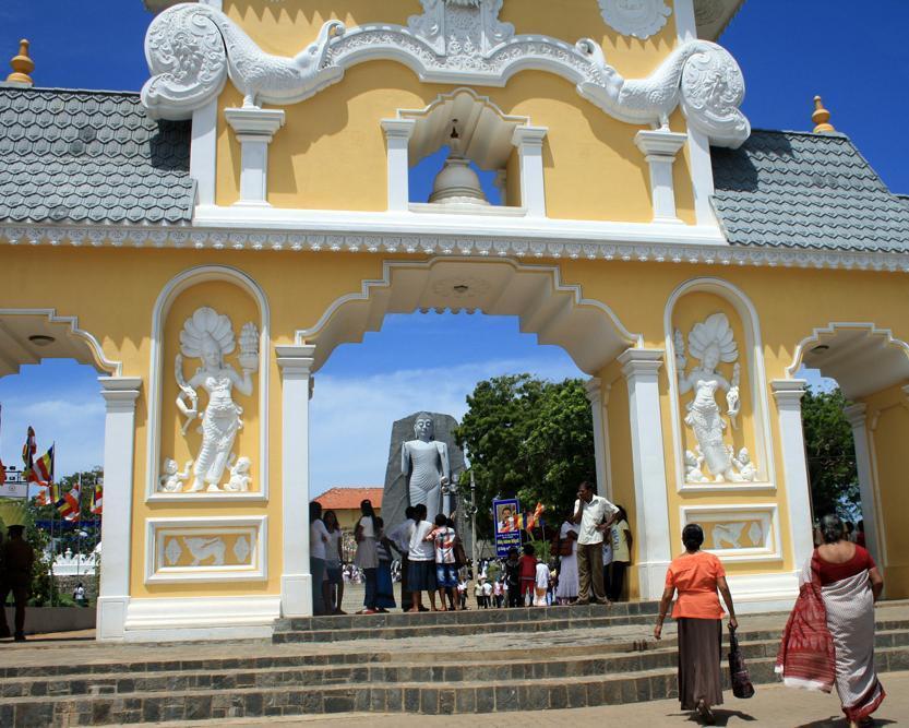 """Privatrundreise """"Große Sri Lanka Rundreise"""" & Baden auf den Malediven"""