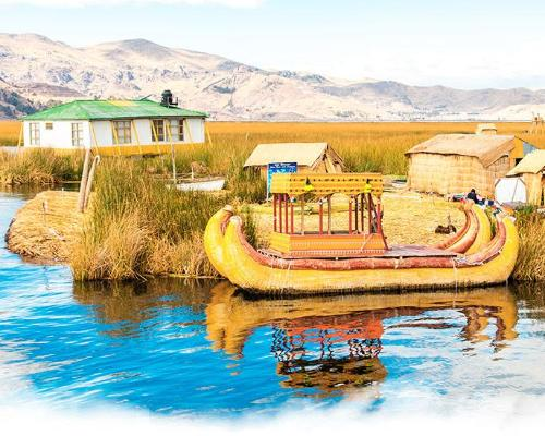 Full Day Uros y Taquile