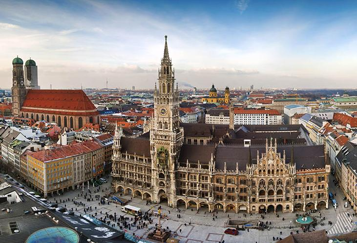 5 Days. Munich 5*