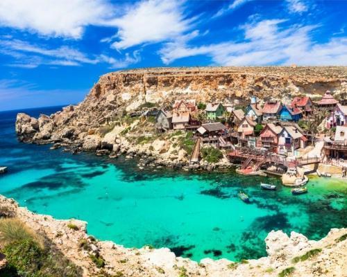 Máltai hosszú hétvége: repülőjegy és szállás reggelivel