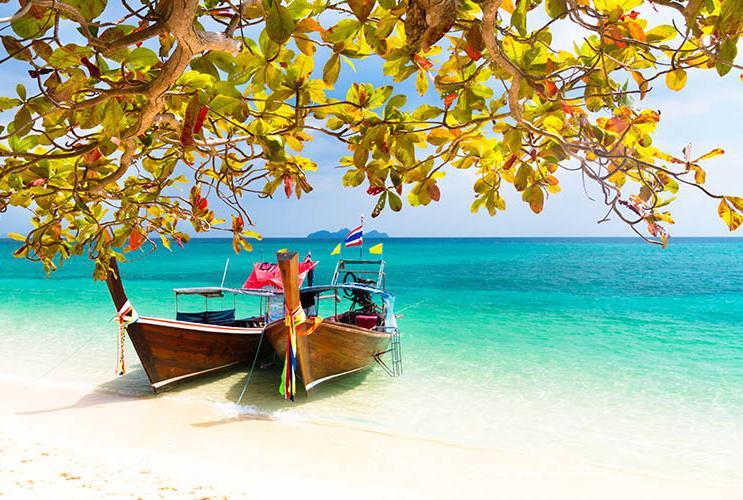 6 Days. Phuket  3* I  Bangkok 3*
