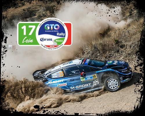RALLY GTO. 2020 DESDE SANTA CRUZ, BOLIVIA!