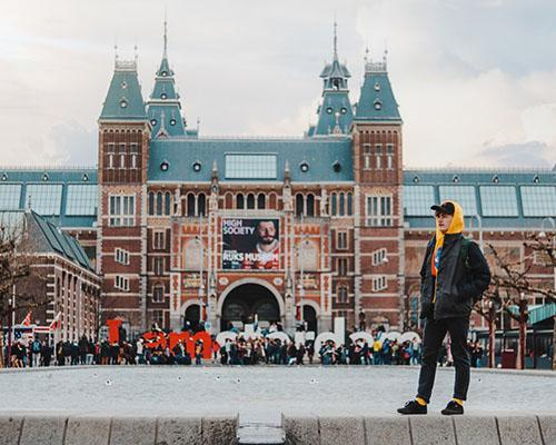 De Londres a Amsterdam