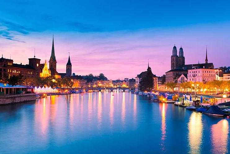 7 Days. Geneva 4* I Zurich 4*
