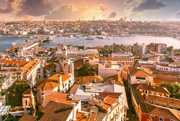 5 Days. Istanbul 3* - Option 3