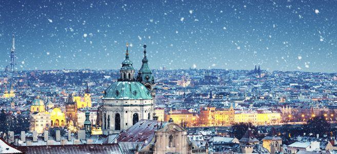 5 Days. Prague 4*