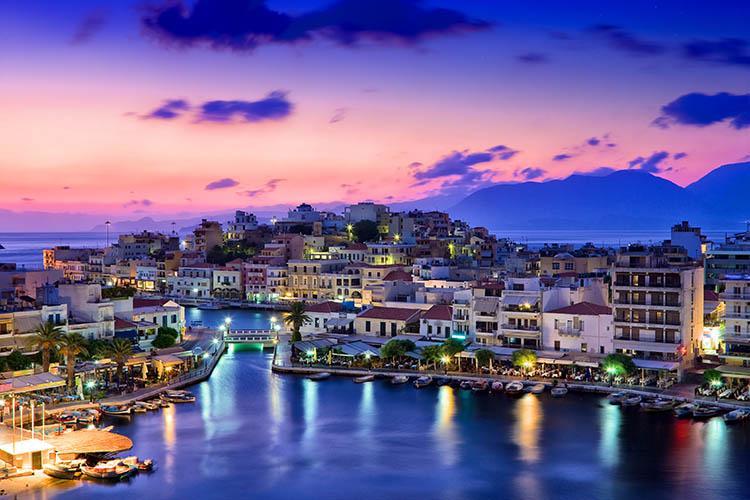 8 Days. Crete 4* I Athens 4*