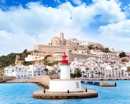 Egy hét Ibiza nyáron, budapesti indulással