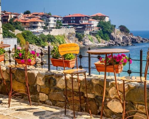 Bulgária, Napospart nyaralás: 4 csillagos hotel reggelivel, repülőjeggyel
