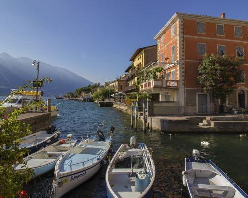 Garda-tó: szállás reggelivel, egyéni utazással