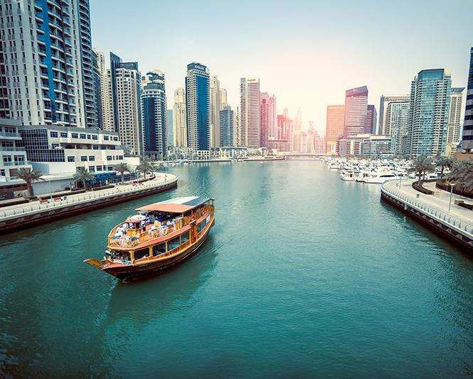 5 Days. Dubai 3*